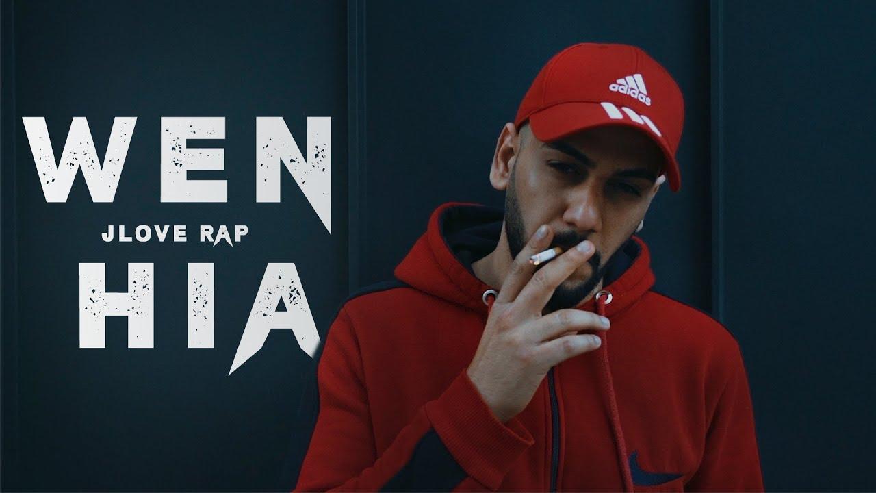 Jlove Rap - Wen Hia - وين هية
