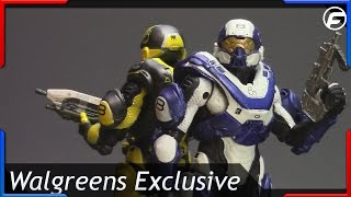 Halo 5 Guardians Walgreens Exclusive Athlon Figure Unboxing