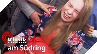 Krasse Geburt im Fahrstuhl: 24-Jährige schafft es nicht in Kreißsaal | Klinik am Südring | SAT.1 TV