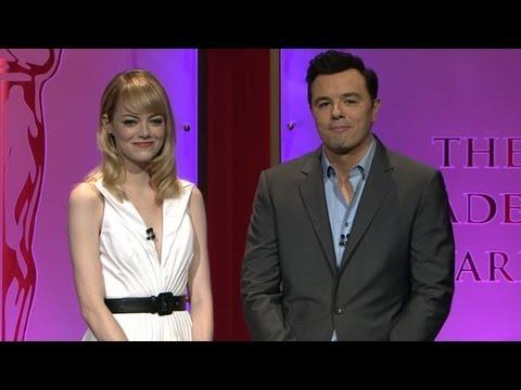 Emma Stone Oscars 2013