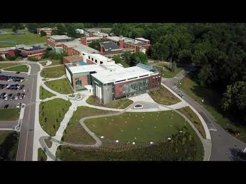 Lakeland Community College Campus Aerial Footage 2