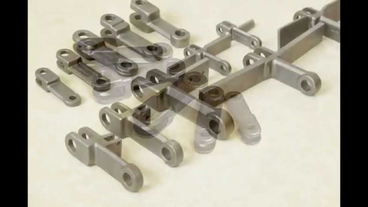 Forged Link Chains : What is forged chain with fork link youtube