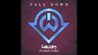 Will I Am Feat Miley Cyrus Fall Down Lyrics