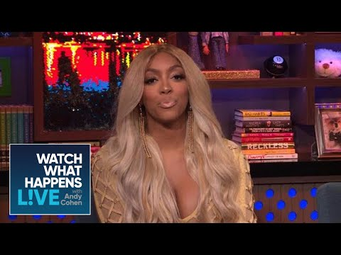 Porsha Williams On Kenya Moore's Private Marriage | RHOA | WWHL