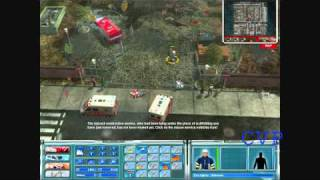 Emergency 4 mission 1 gameplay