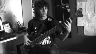 Negramaro - Mentre tutto scorre - bass cover