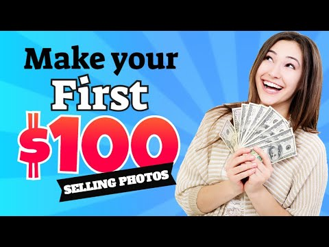 How To Make Money Selling Photos/Vectors Online