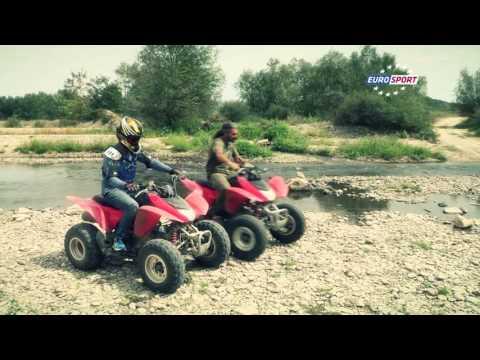 Sport Trip Bulgaria - Quads near Plovdiv