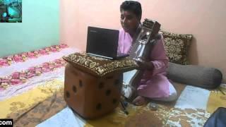 Online Sarangi Lessons for beginners Learn playing Sarangi on Skype videos Indian Sarangi Guru