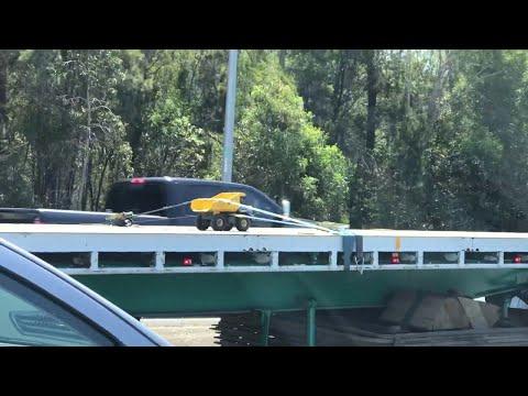 Corey Calhoun - Huge Truck With A Tiny Load