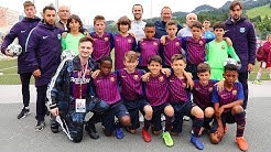 U11-FC BARCELONA + TRAUMTORE | Turniervlog - ViscaBarca