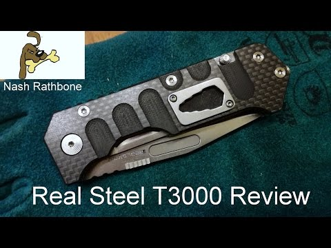 Real Steel T3000 Review