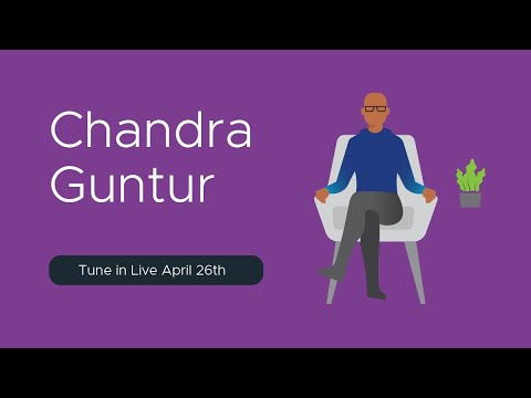 Tanzu TV - Between Chair and Keyboard - The one with Chandra Guntur