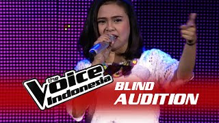 "Maizura ""Still In To You"" I The Blind Audition I The Voice Indonesia 2016"