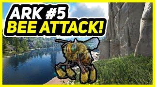 Let's Play ARK Survival Evolved Valguero! Episode 5
