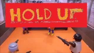 Hold Up film d'animation ITEP 2016