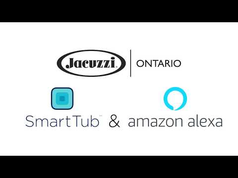 How to Use Alexa With Your Jacuzzi® SmartTub