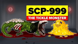 SCP-999 - The Tickle Monster (SCP Animation)