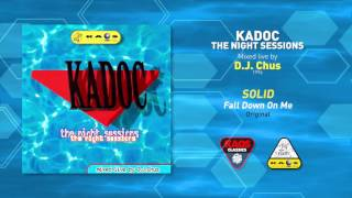 Kadoc – The Night Sessions CD2  - Mixed Live By DJ Chus (1996)