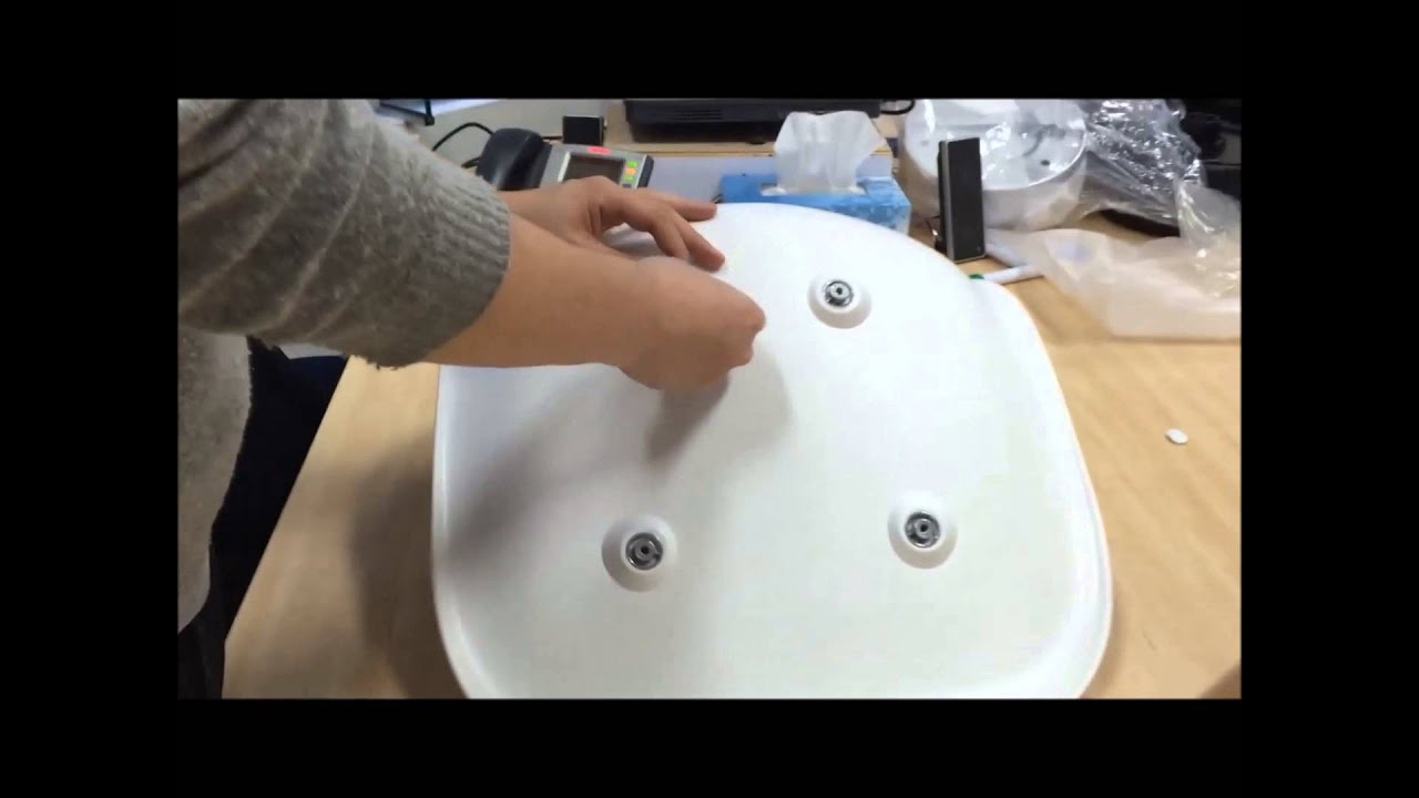 Assembly Instructions Replica Eames Chair