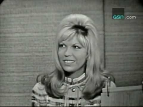 Nancy Sinatra on