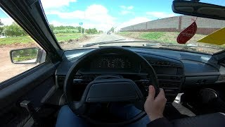 2012 ВАЗ 2113 Samara POV Test Drive