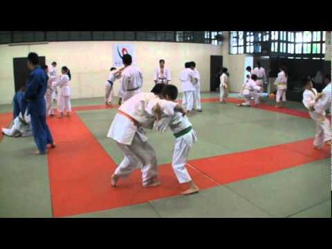 Chidren's Day Combined Training at S A Judo Academy