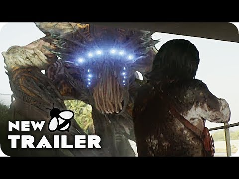 BEYOND SKYLINE Trailer (2017) Frank Grillo, Iko Uwais Action Movie