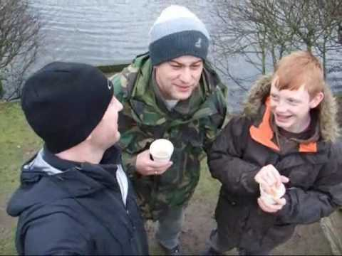 Episode 11 Extreme Winter Carp Fishing On Home Farm Fishery South Cheshire