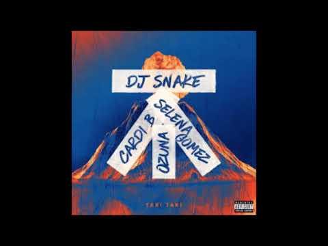 DJ Snake - Taki Taki [1 Hour] (ft. Selena Gomez, Ozuna, Cardi B) Lyric