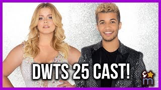 PLL's Sasha Pieterse, Jordan Fisher & More Join DANCING WITH THE STARS Season 25 - Full Cast List!