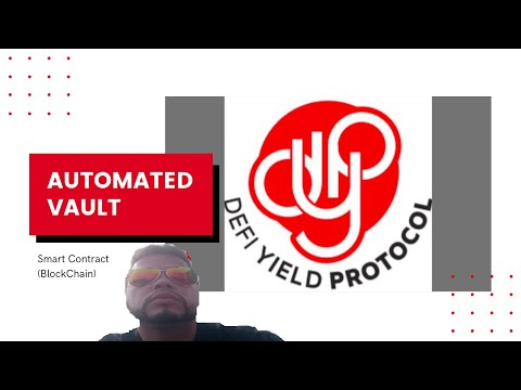 defi-yield-protocol-|-automated-vault-|-smart-contract-(blockchain)