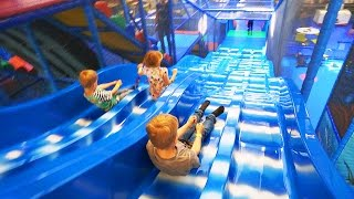 Indoor Playground Fun for Family and Kids at Kalle