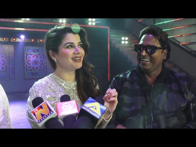 Dance Master Ganesh Acharya Shoots Special Appearance In Title Song Khalli Balli
