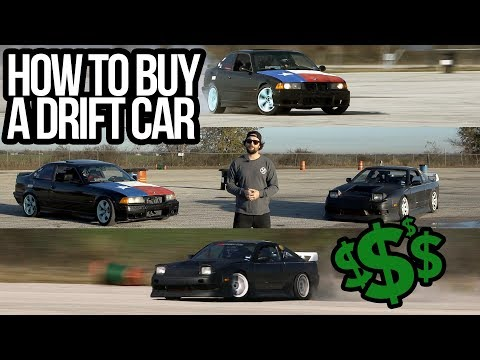 HOW TO BUY A DRIFT CAR! What to LOOK FOR, CHEAP FUN HAVING!
