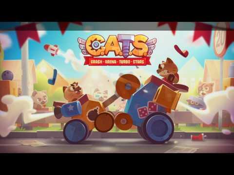 скачать игру Cats Crash Arena Turbo Stars через торрент от механиков - фото 9