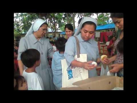 World Mission Month | Restore Hope Share Grace | Catholic Mission