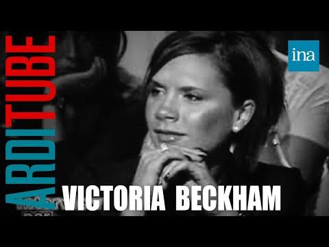 Interview Par amour de Victoria Beckham - Archive INA