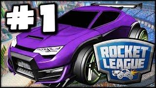 Rocket League - BlitzStrikers - Episode 1 (S2)