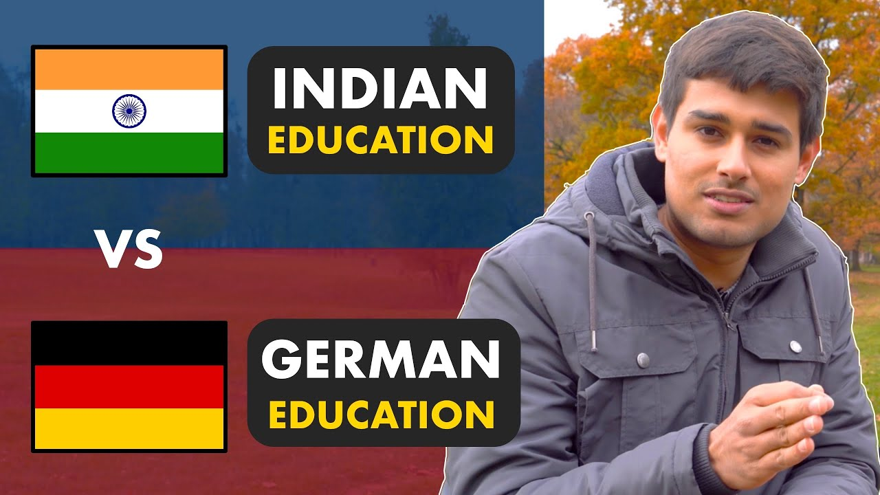 India vs Germany | Education System Analysis by Dhruv Rathee