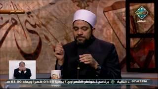 أمين الفتوى يوضح الحكمة من الطواف حول الكعبة.. فيديو