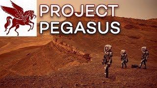 Dự án Pegasus: du hành thời gian và dịch chuyển tức thời đến Sao Hỏa | Khoa Học Huyền Bí