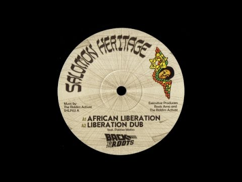 Salomon Heritage - African Liberation (A1 - Back To The Roots)