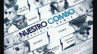 Nuestro Combo ( Official Remix ) - Randy Ft. Arcangel, De La Ghetto, Divino, & Más ( Original )