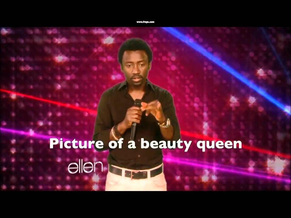 American Idol Ellen Degeneres Funny Moments
