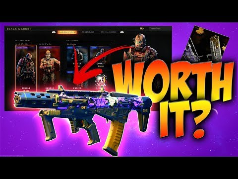 """ACTIVISION ADDED """"EXCLUSIVE"""" WEAPON VARIANT TO BLACK OPS 4.."""