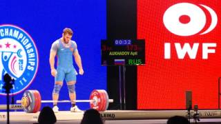 Mens 85kg A session 2015 WWC
