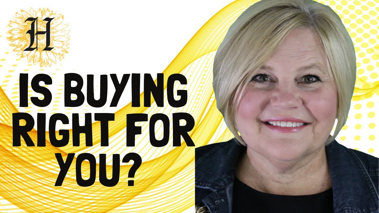Is Buying A Home The RIGHT Move for You? | Is Renting better than Buying a Home?