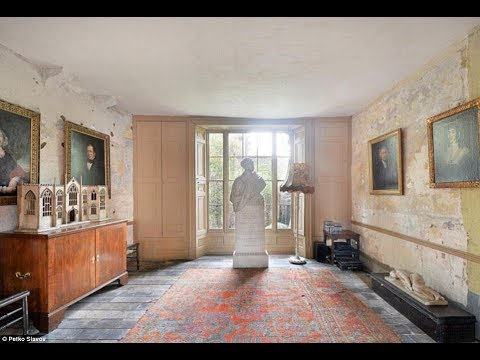 Inside The Forgotten London Mansion Which Lay Empty For 126 YEARS
