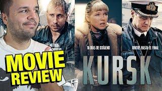 Kursk - CRÍTICA - REVIEW - OPINIÓN - Thomas Vinterberg - Matthias Schoenaerts
